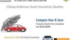 Arkansas Auto Insurance Company - Cheap Arkansas Auto Insurance Rates