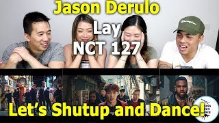 Jason Derulo Lay Nct 127 - Let's Shut Up & Dance [Official Music Video] | Asian Australian