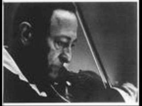 Heifetz plays Lalo