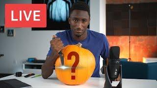 Spooky LIVE Q&A