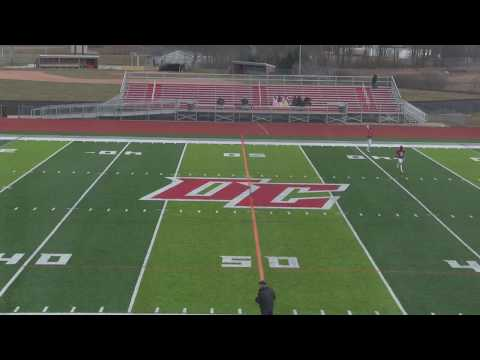 Milwaukee School of Engineering (Wis.) at Olivet men's lacrosse - March 25, 2018