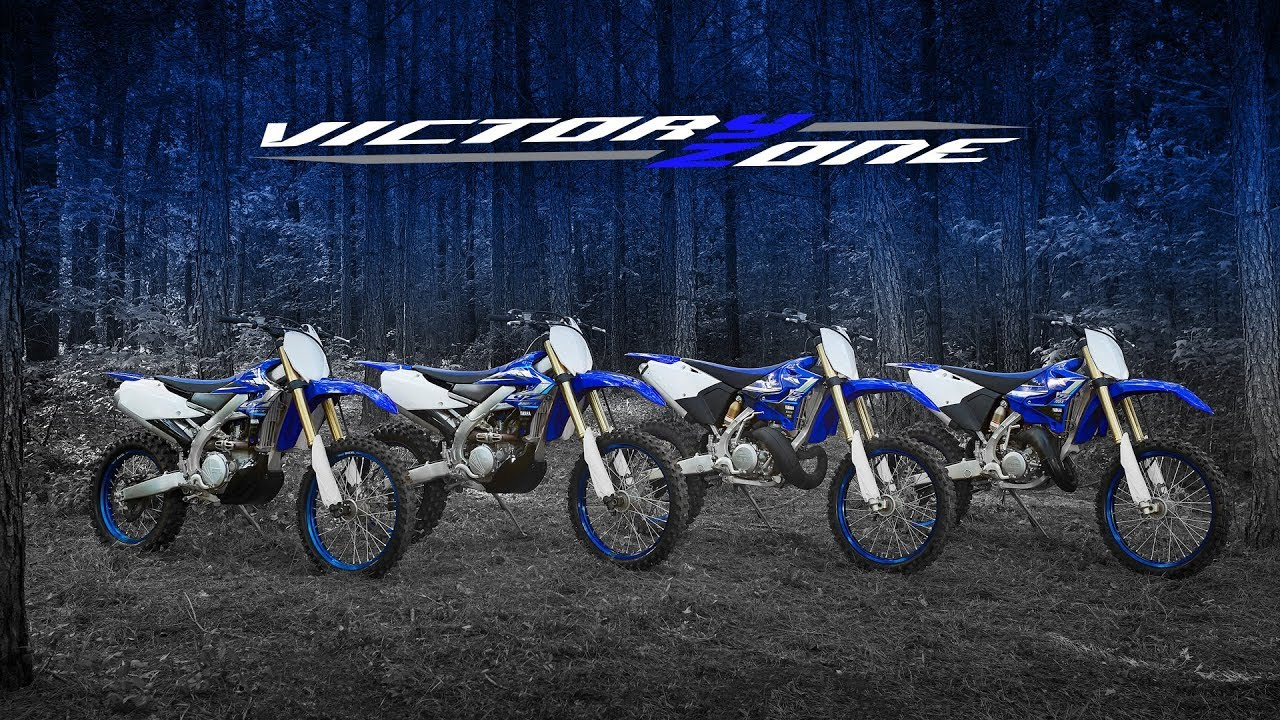 2020 Yamaha Yz Off Road Family