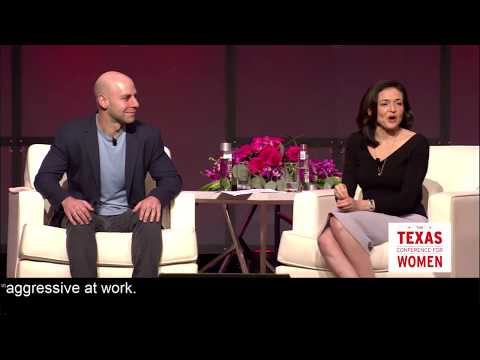 Sheryl Sandberg Speaks at the 2017 TX Conference for Women ...