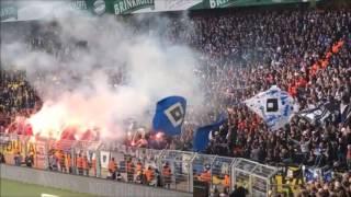 HSV Pyroshow in Dortmund (Borussia Dortmund - Hamburger SV   17.04.16)