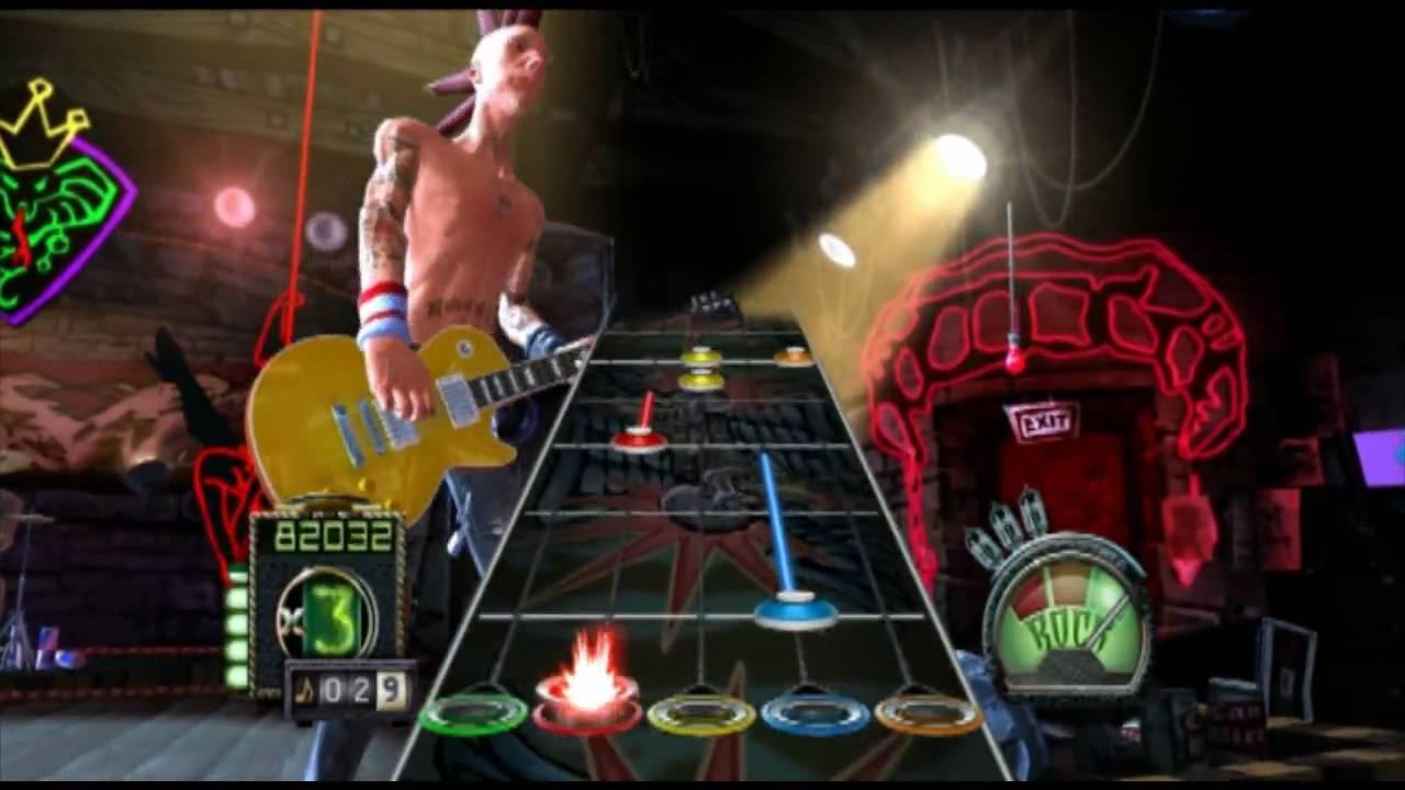 Bowling for soup almost guitar hero 3 custom hd youtube - Guitar hero 3 hd ...