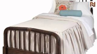 Kincaid 36-133P Homecoming Jenny Lind Bed Twin 3/3
