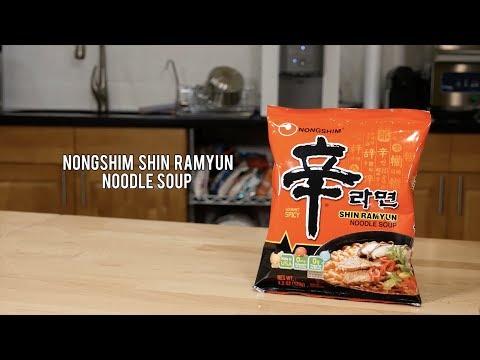 [NongshimUSA] Nongshim Shin Ramyun Noodle Soup