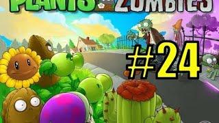 Смотреть Растения против зомби #24