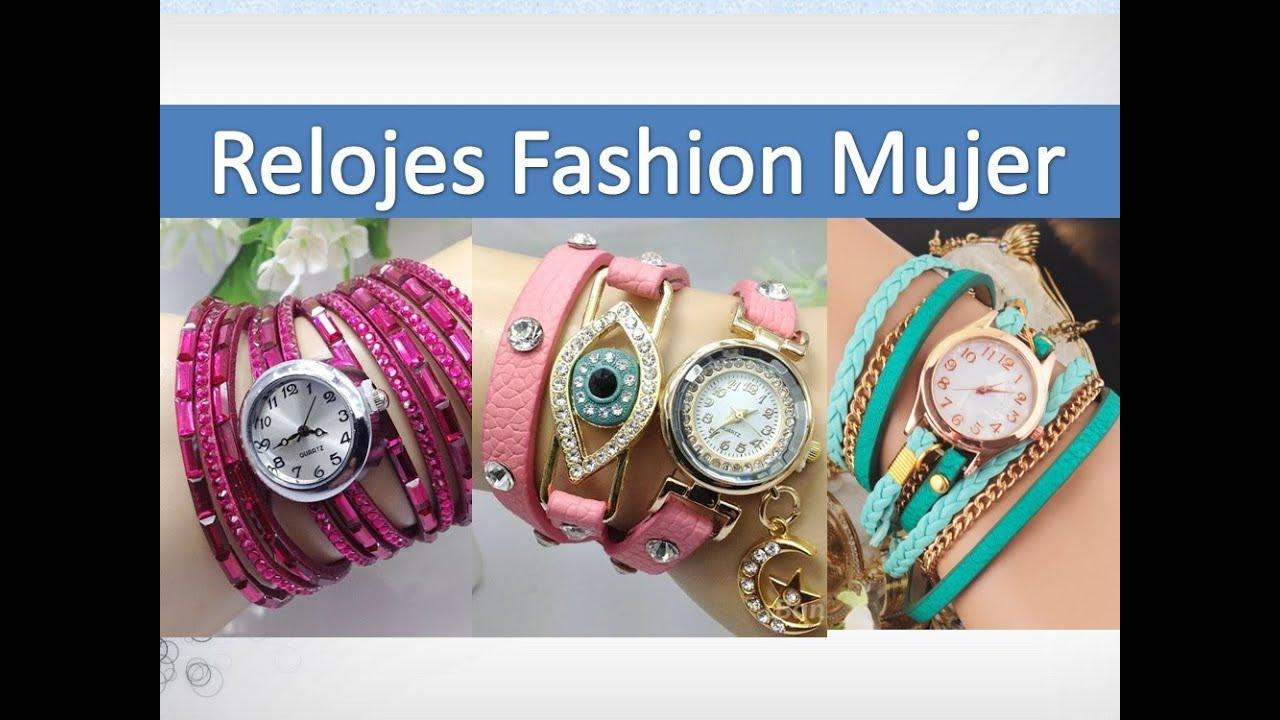 Relojes para mujeres y hombre baratos online con env o - Reloj decorativo de pared ...