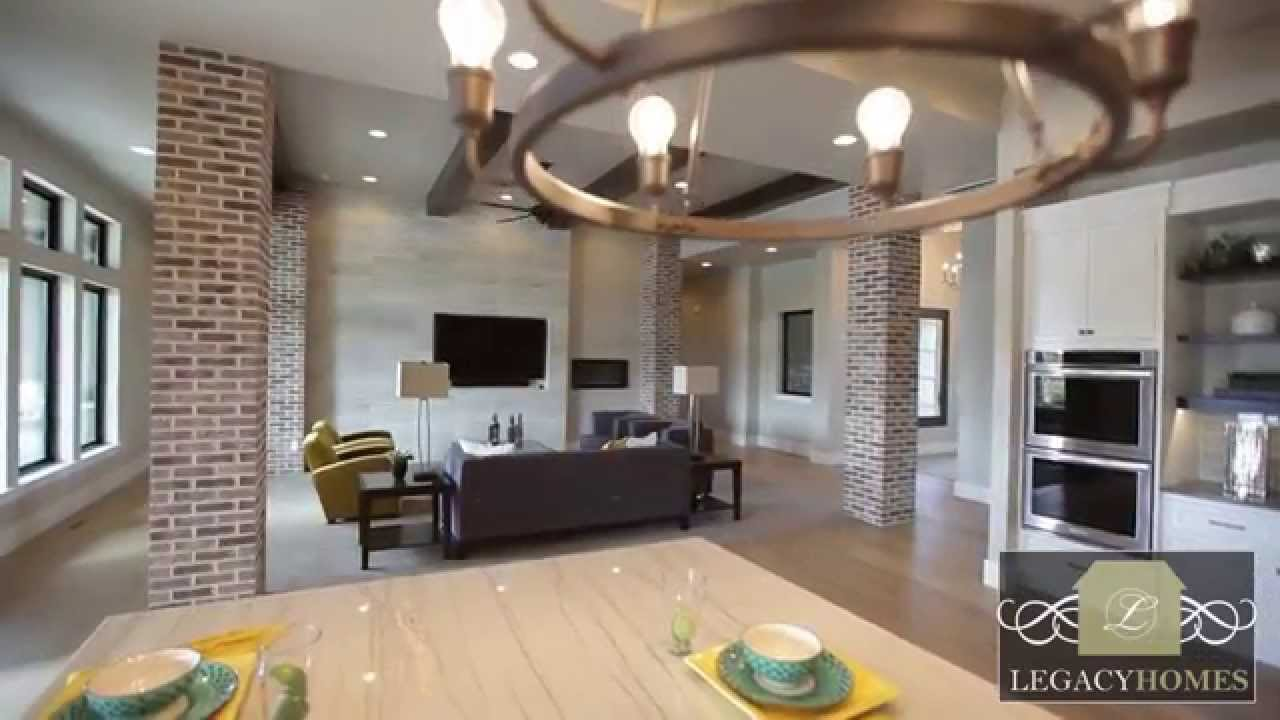 2015 Spring Parade Of Homes Legacy Homes Youtube