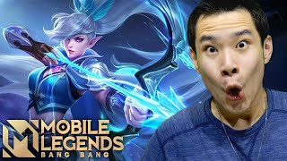 Update Terbaru, Miya Jadi Seram Banget! - Mobile Legends