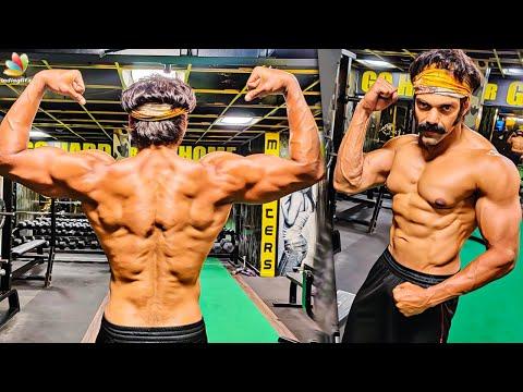 Pa Ranjith Sir, I'm Ready! : Actor Arya Shared Stunning Video | Gym Workout | Santhosh Narayanan