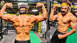 Actor Arya shared Stunning Video | Gym Workout | Santhosh Narayanan - 20-02-2020 Tamil Cinema News