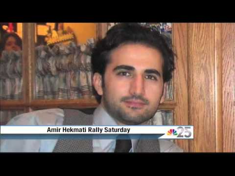 Terry Spencer on Amir Hekmati's 4 Year Anniversary and #FreeAmirNow