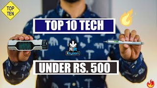 Top 10 Tech Gadget And Accessories Under Rs. 500