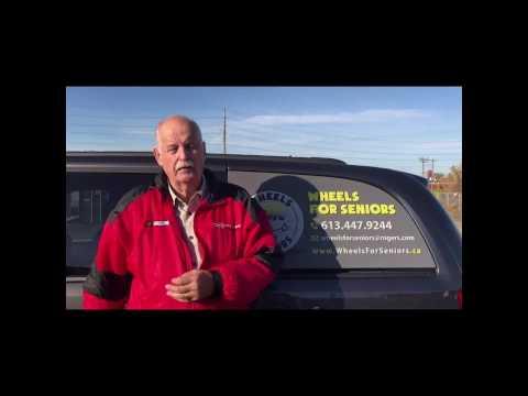 Wheels for Seniors-Servicing Ottawa's East End
