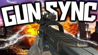 ♪ Theme Gun Sync #2 ♪