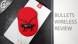OnePlus Bullets Wireless Review - Budget Bluetooth Earphones - Any Good???