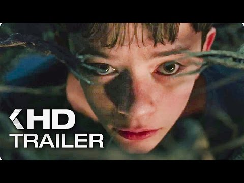 A MONSTER CALLS Official Trailer (2017) streaming vf