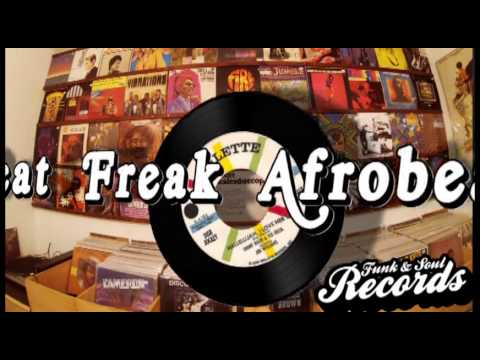 Funk Soul Records. Vinyl record store.