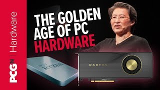 AMD is powering a new golden age of PC hardware