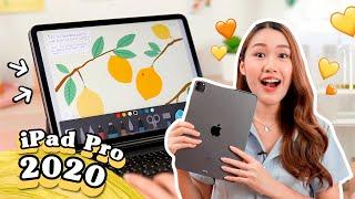 รีวิว iPad Pro 2020 ตัวใหม่! ลองใช้แล้วกรี๊สหนักมากกก😱Peanut Butter