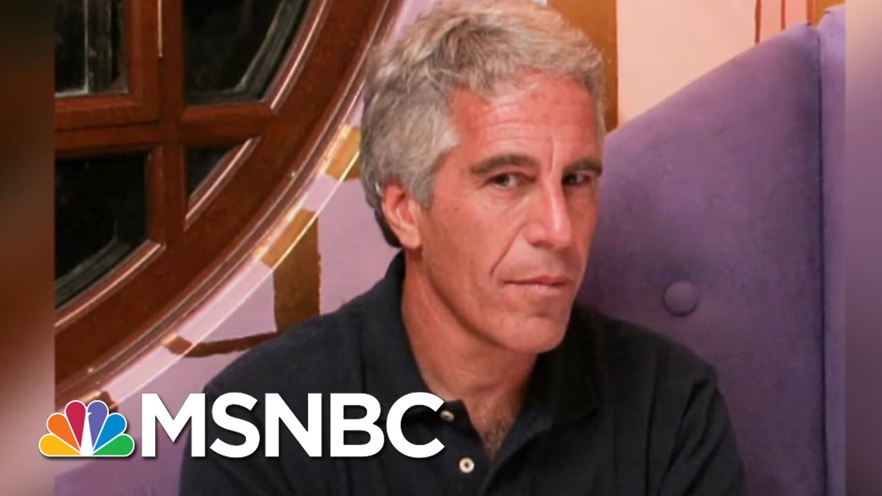 Prosecutors Say Jeffrey Epstein Tampered With Witnesses, Sent $350K To 2 People | Hardball | MSNBC