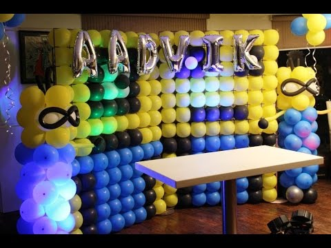 Minion Themed Birthday Party Decoration In South Delhi