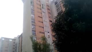 Sismo 8 de mayo 2014 en colonia doctores   desde la tintoreria mas movida de mexico la arruga rebeld