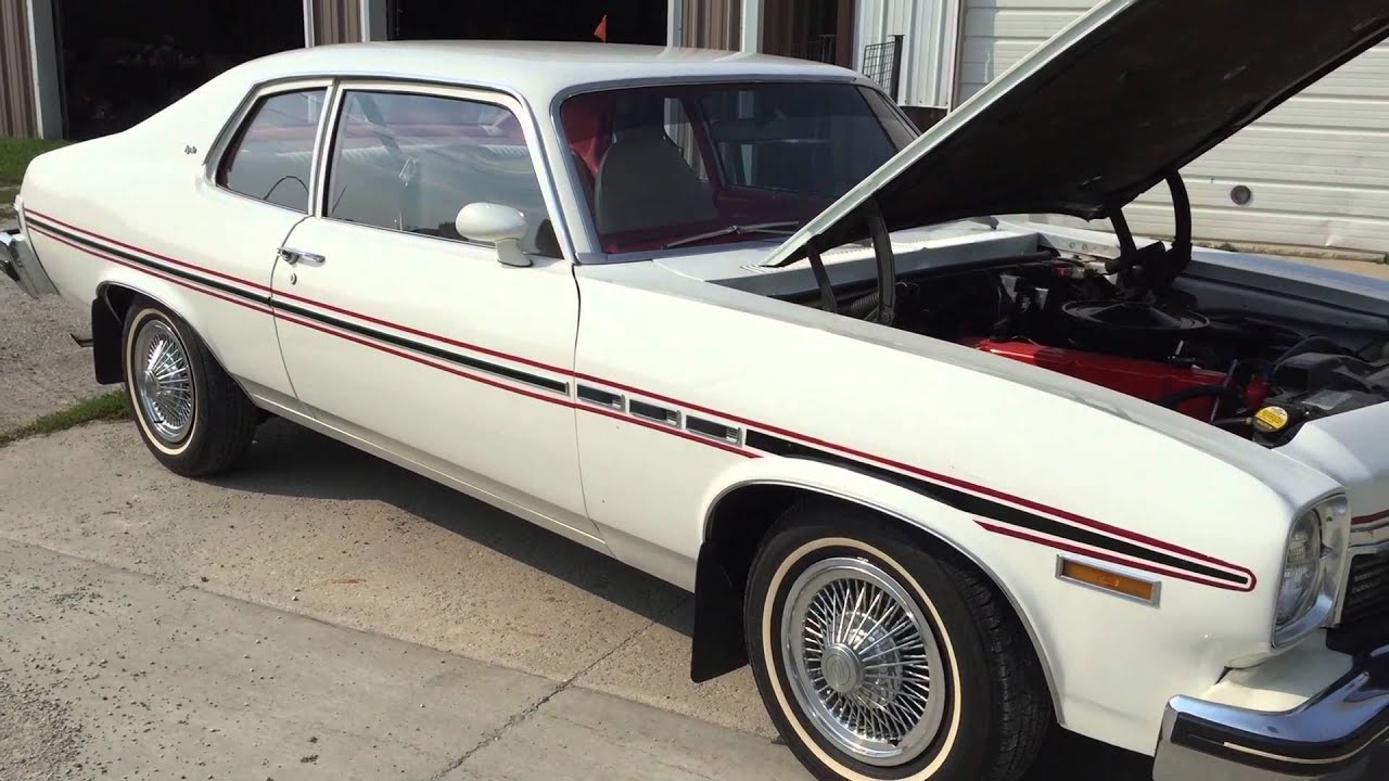 1974 buick apollo gsx 2-door coupe - rare find - youtube 1974 buick apollo wiring diagram