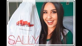 HAUL SALLY BEAUTY | NOVIEMBRE 2017 | LAURA CORTÉS |