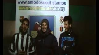 TORNEO EL FùTBOL Intervista i migliori in campo di JUVENTUS-GENOA