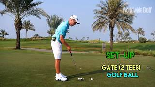 Video One-Hand Putting - Importance of keeping the putter face square download MP3, 3GP, MP4, WEBM, AVI, FLV Mei 2018