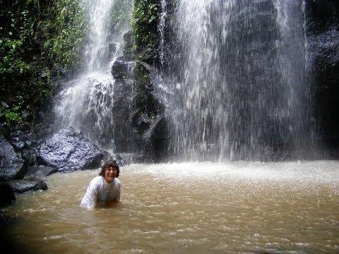 Moms waterfall Costa Rica & Nicaragua #155 potters journal