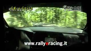 Cameracar Alex De Angelis-Giacomo Ciucci 27° Rally Valdinievole