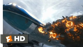 White House Down (2013) - Air Force One Destroyed Scene (8/10) | Movieclips