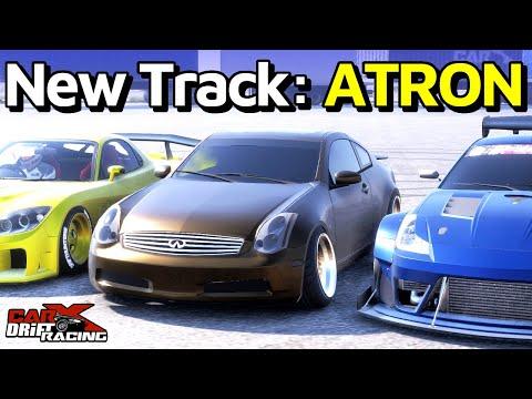 Drifting Slaptrain's G35 + New Physics And Track Update! - CarX Drift Racing Online