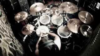 BASHIR DAHRIEH - Circus Maximus BIOSFEAR Drum Cover