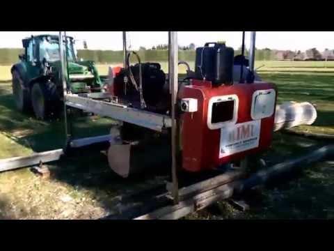 Rimu sawmill