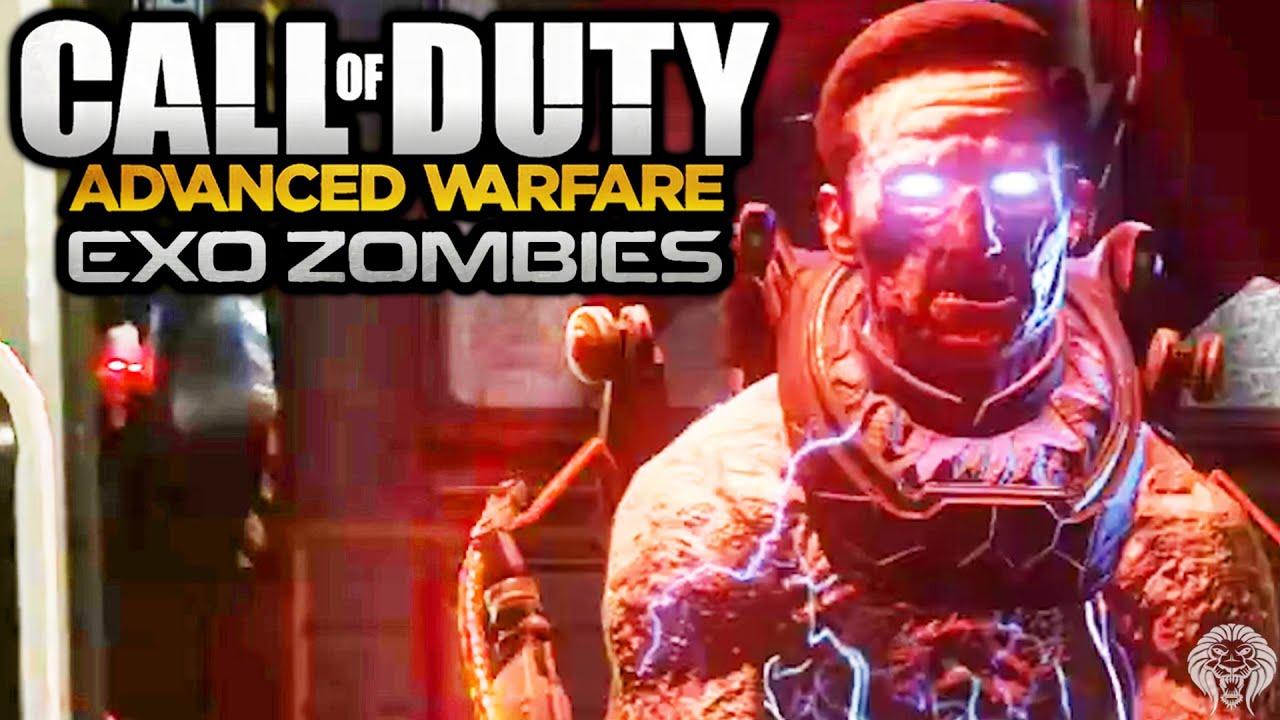 COD Advanced Warfare EXO ZOMBIES TRAILER Random Box Zombie - Call duty exo zombies trailer looks epic