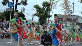 11-07-24 茂原七夕まつり ちばyosakoi 夏の陣 商工会議所前通り.