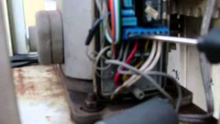 Motor do Portão Eletrônico sem força