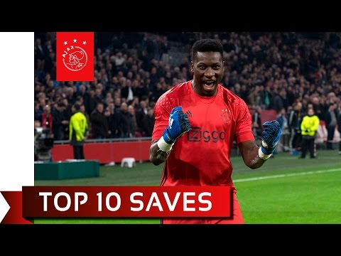 TOP 10 SAVES - Andre Onana