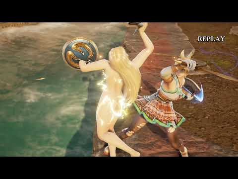 Soulcalibur 6 Taki vs Sophitia (online ranked, with mods) from YouTube · Duration:  3 minutes 39 seconds