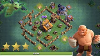Download lagu Clash of Clans - İnşaatçı Binası 3 - Savunma Düzeni - Builder Hall Level 3 - Anti Star