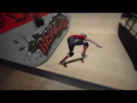 Tay Ray 2018 Skating Revolution
