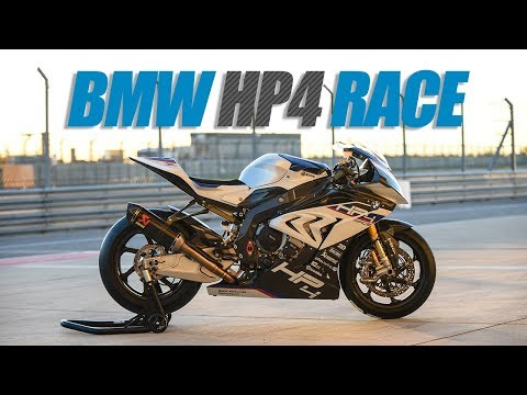 2018 BMW HP4 Race Review