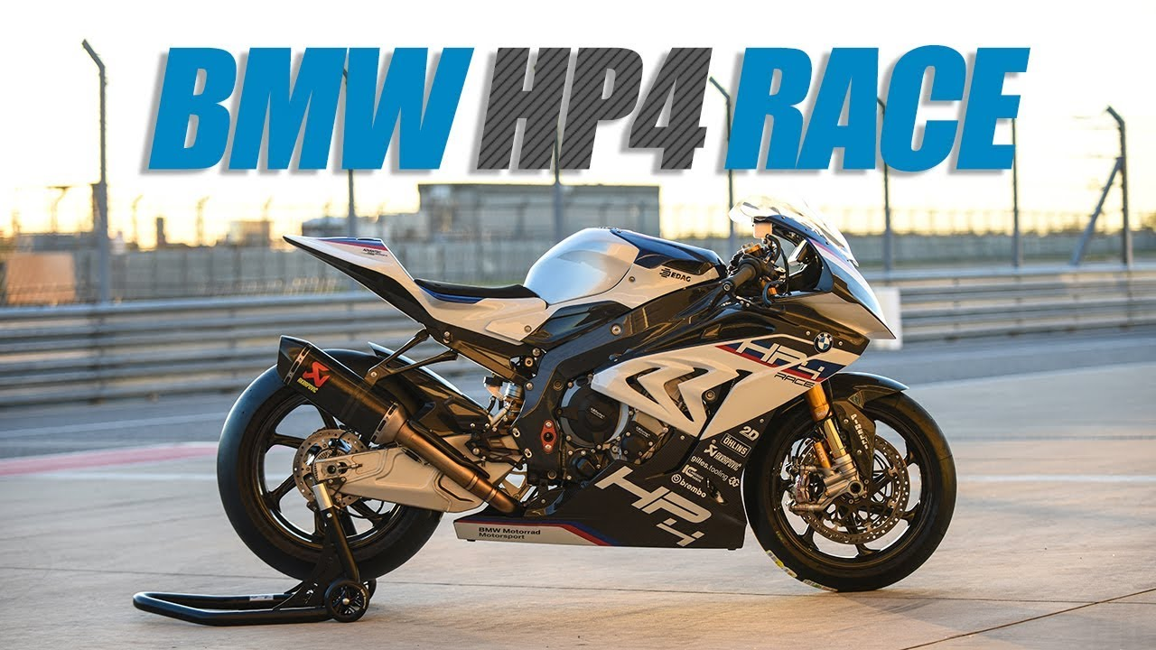 2018 Bmw Hp4 Race Review Youtube