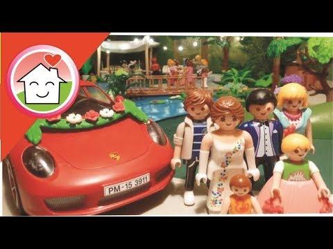 playmobil film deutsch - eine traumhafte hochzeit mit