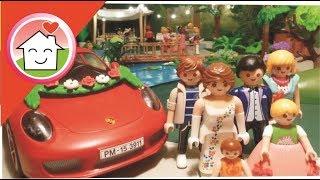Playmobil Film deutsch - Eine traumhafte Hochzeit mit Familie Hauser